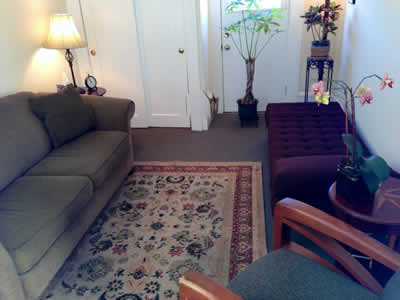 Psychotherapy office San Francisco